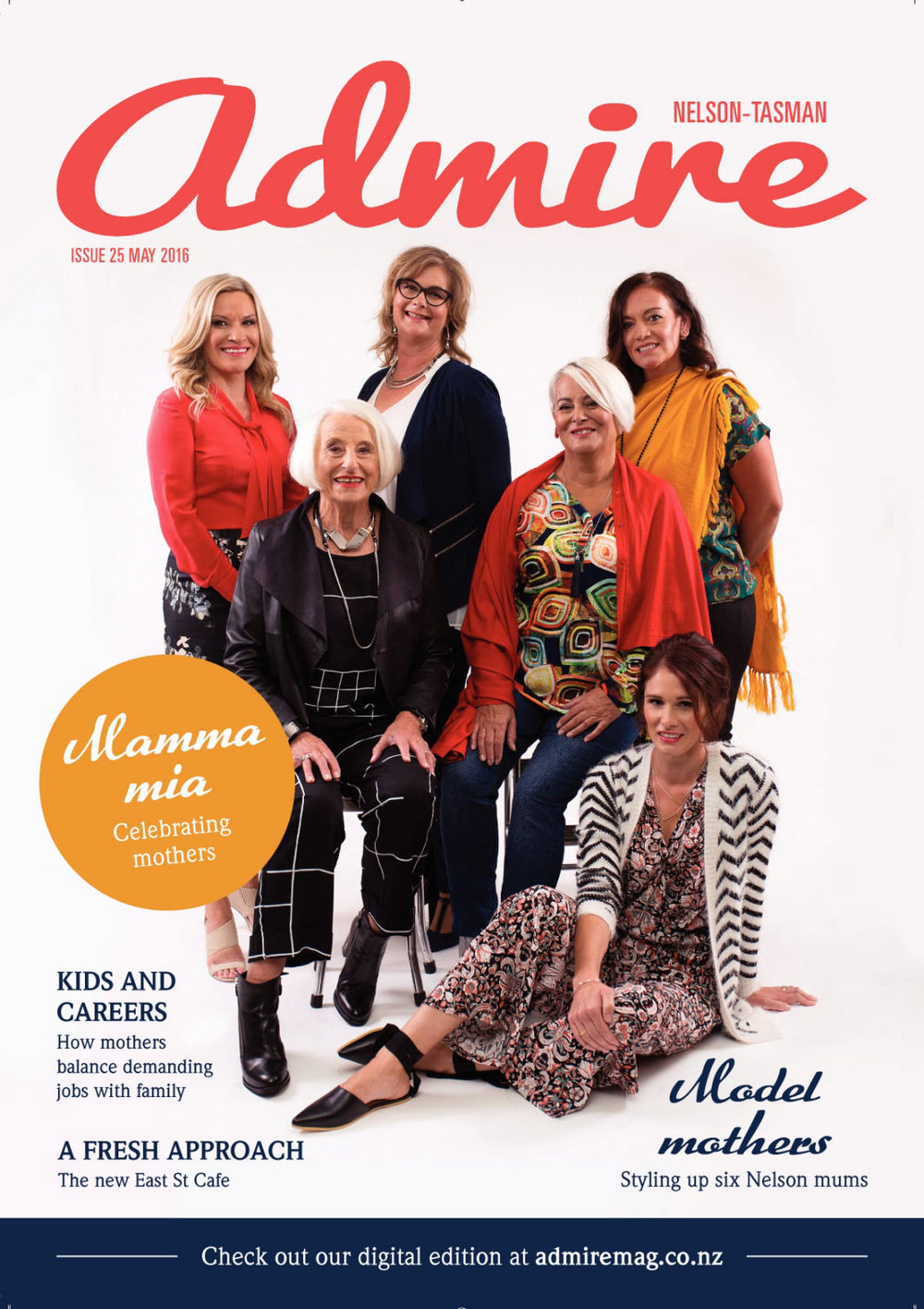 May 2016 - Our decades feature with beautiful models mothers from their 20s, 30s, 40s, 50s, 60s and 70s