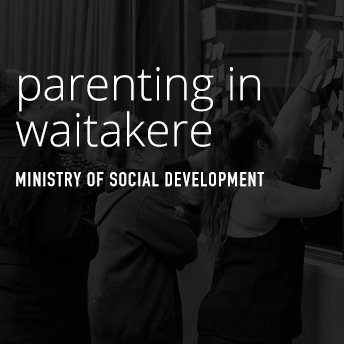 Parenting in Waitakere: Ministry of Social Development