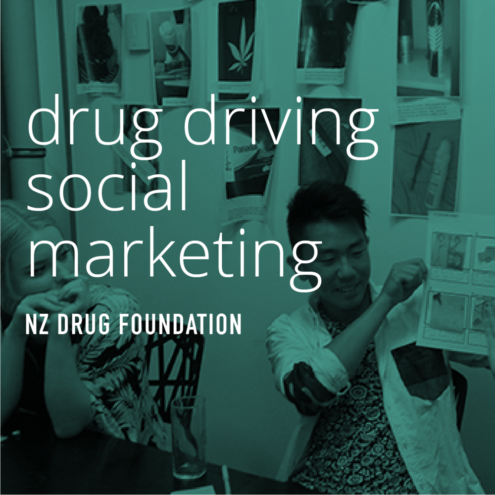 NZ Drug Foundation: Steer Clear