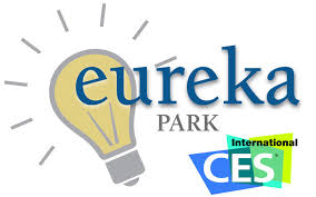 Invited exhibitor in Eureka Park at the 2014 International CES