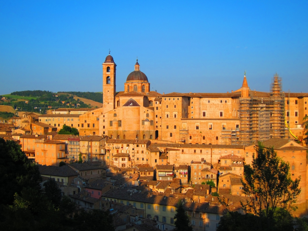 Urbino at Sunset, 2013
