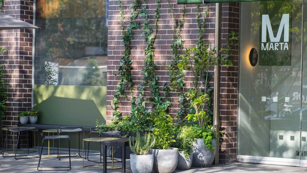 """RUSHCUTTERS BAY'S POPOLO IS NOW A ROMAN-STYLE CUCINA, MARTA"" , Concrete Playground."