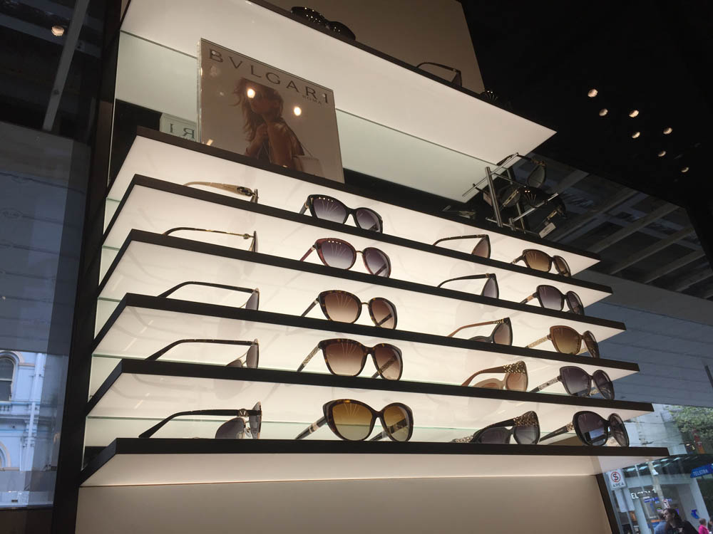 Sunglass Hut Bourke St