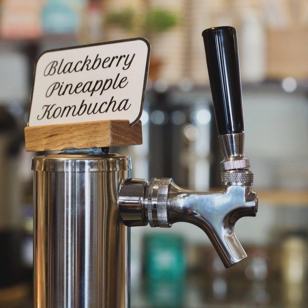 Fresh KOMBUCHA -