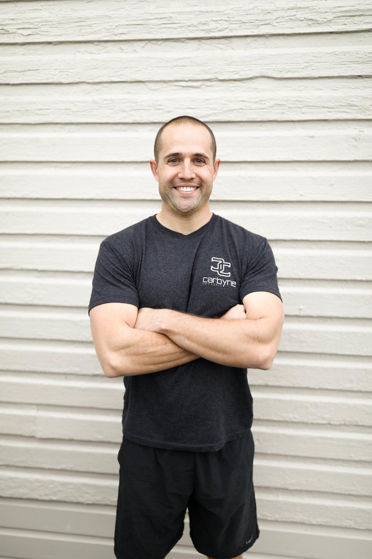 Josh L. - -CrossFit Level 1-Crossfit Weightlifting Trainer-ISSA Aerobic Cert.-CrossFit Judges Course-CPR Cert.-LawFit Instructor