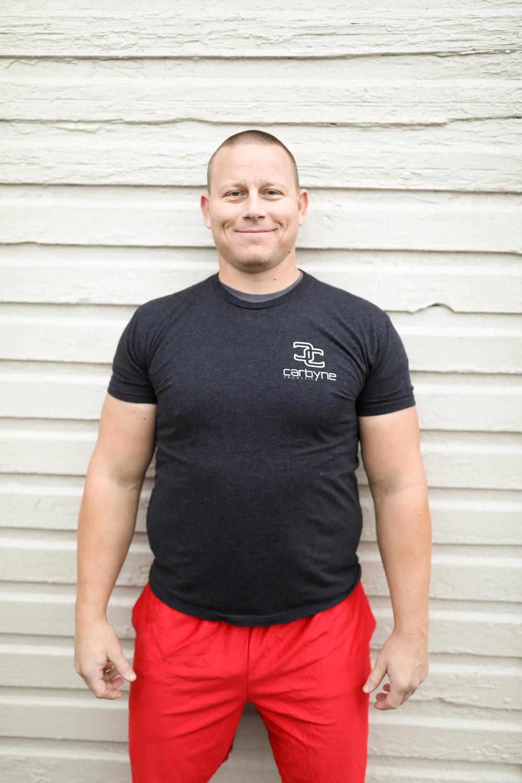 Josh E. - -CrossFit Level 1 Trainer-CrossFit Weightlifting Trainer-CrossFit Endurance-CrossFit Gymnastics-NSCA - CSCS-NSCA - CPT-CPR Cert.