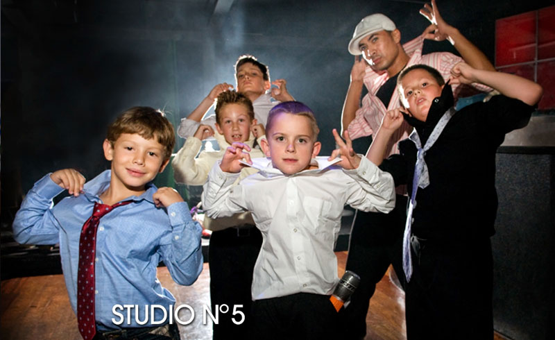 Mitzvah party photos