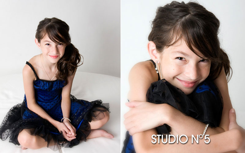 Becca's Pre- Bat Mitzvah Photo Shoot.
