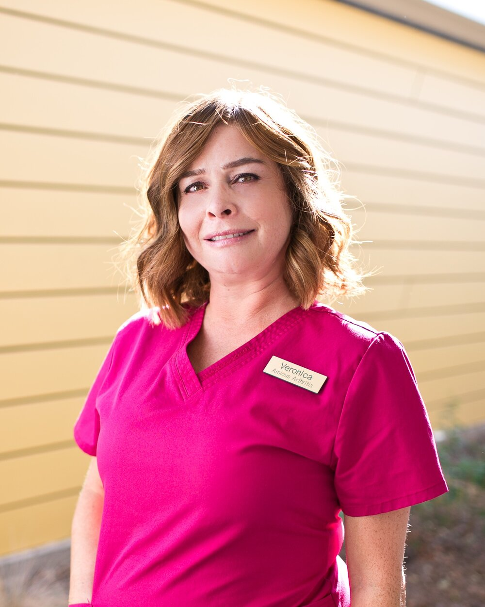 VERONICA  |  Billing Supervisor & Patient Relations Mgr.
