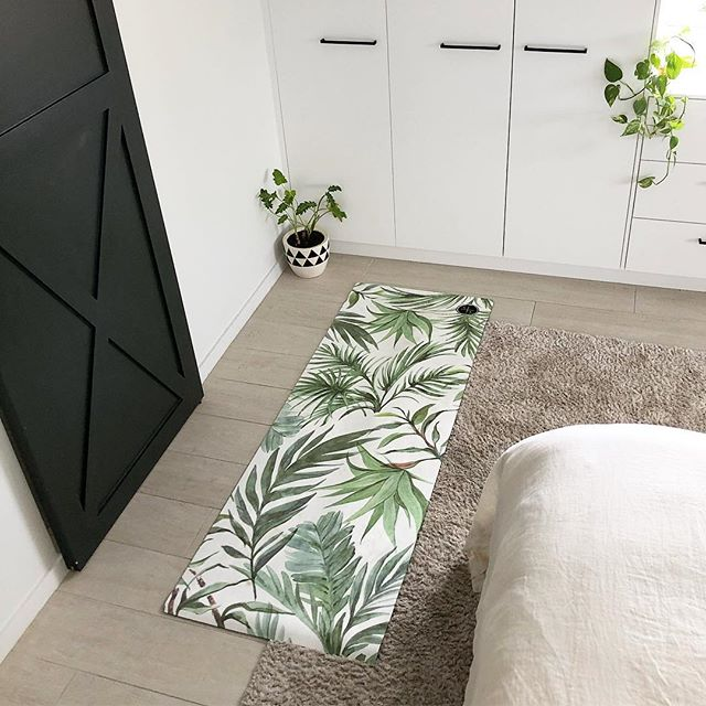 The Vitality Y+S Mat will light up any room! Don't miss out on this gorgeous design. 100% eco friendly