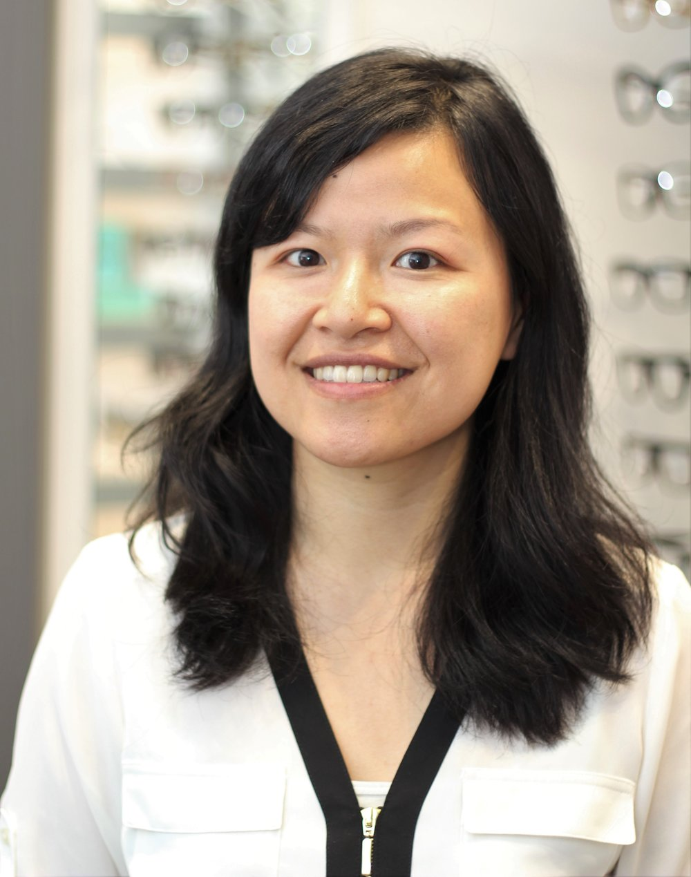 - We are so delighted that Dr. Peggy Zeng, a San Francisco native, has joined us as our new board-certified optometrist. She has over 5 years of clinical experience in the Bay Area practicing general optometry alongside ophthalmologists.She is available for routine eye exams as well as any eye emergencies. She is available to see patients at our downtown Union Square office on Thursdays and Fridays, and at our Stonestown office on Wednesdays.