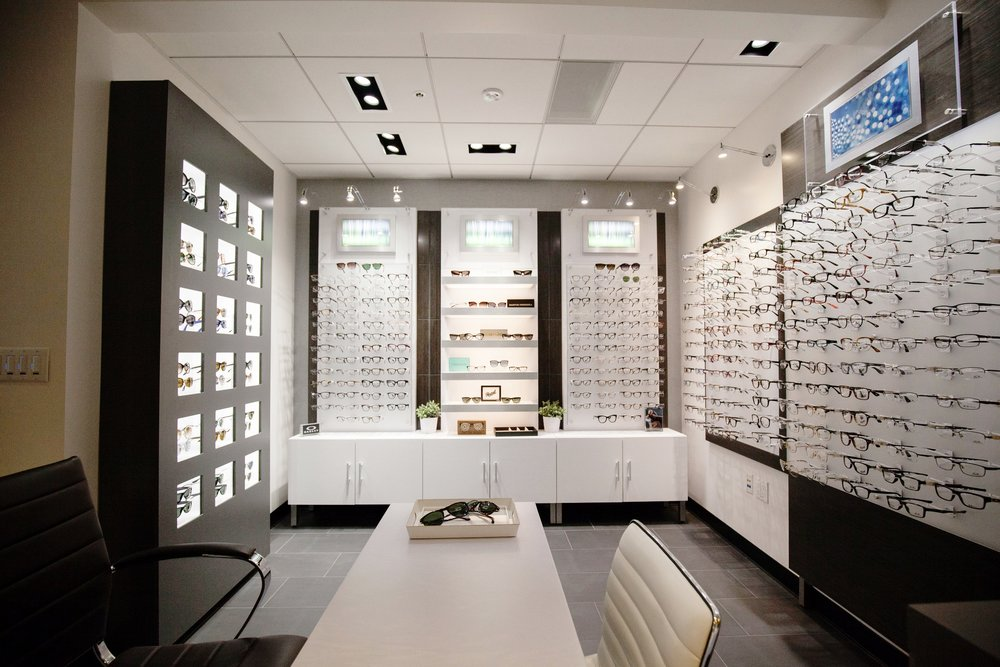 ECASF Union Square Optical boutique