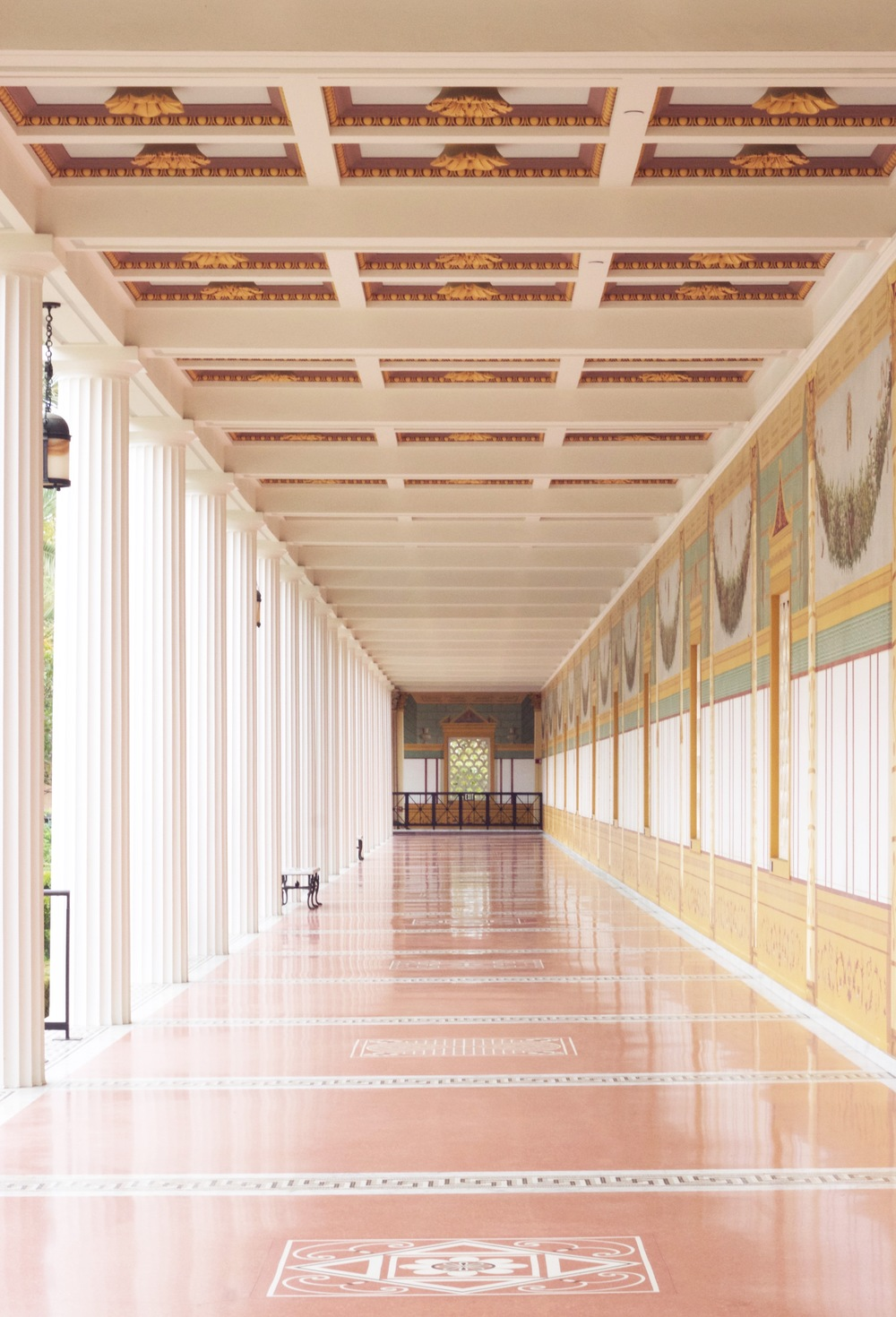 Getty Villa (www.withmichellekim.com)