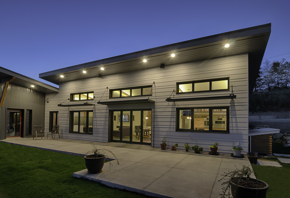 NetZero Home — Haven Design Workshop