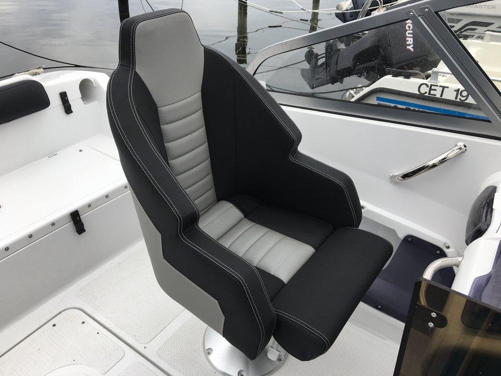 Ny stolar standard, endast för Sverige & Norge!