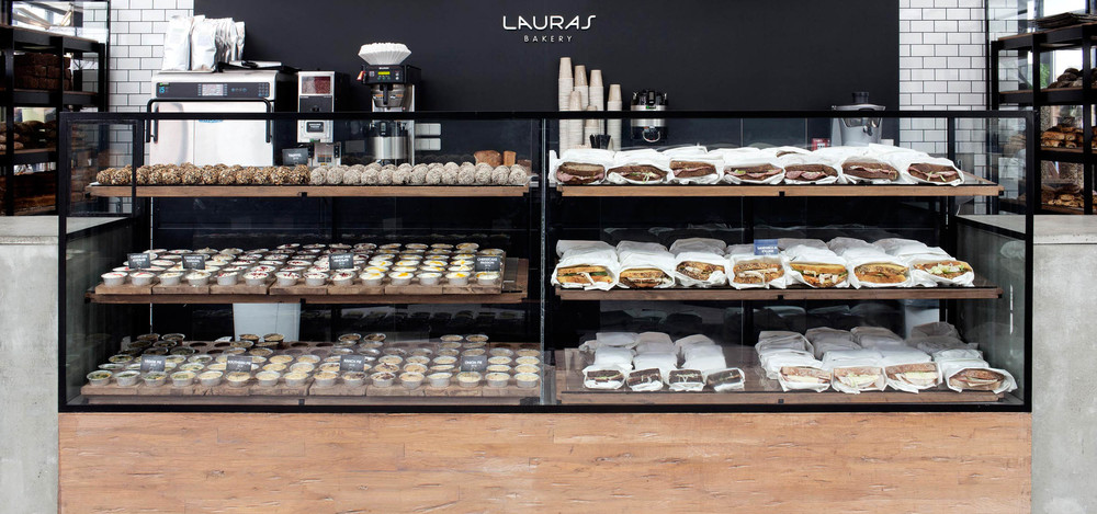Interior Design Of The Bakery Lauras By Johannes Torpe Studios Located In  Central Copenhagen