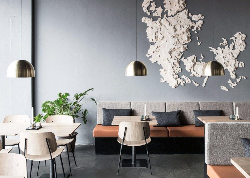 Paleo Primal Gastronomi Restaurant Interior