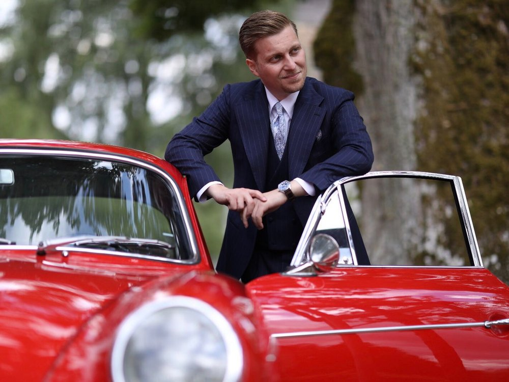 THE AMARCORD SUIT -