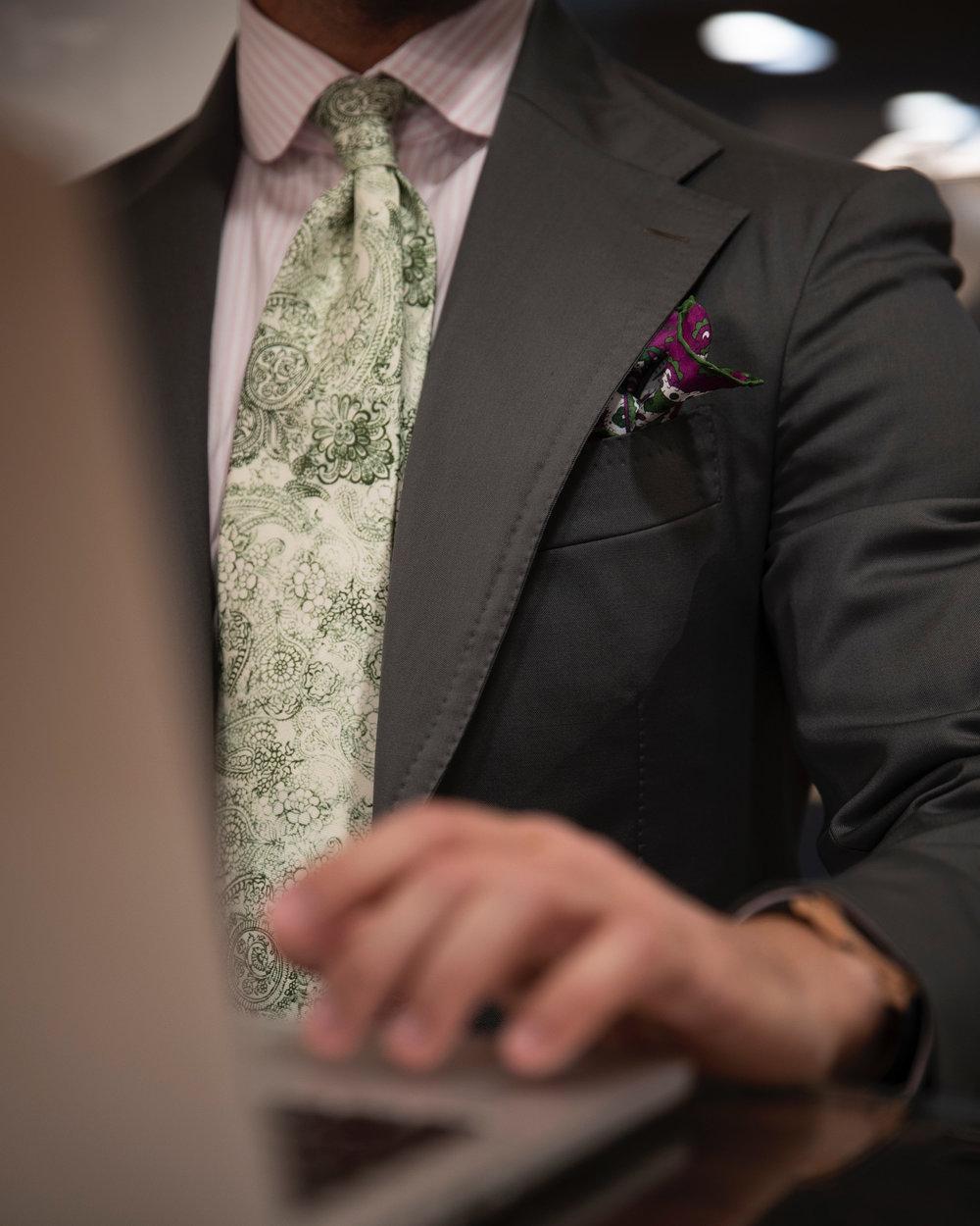 La Cravatta Amarcord. - what makes it so special