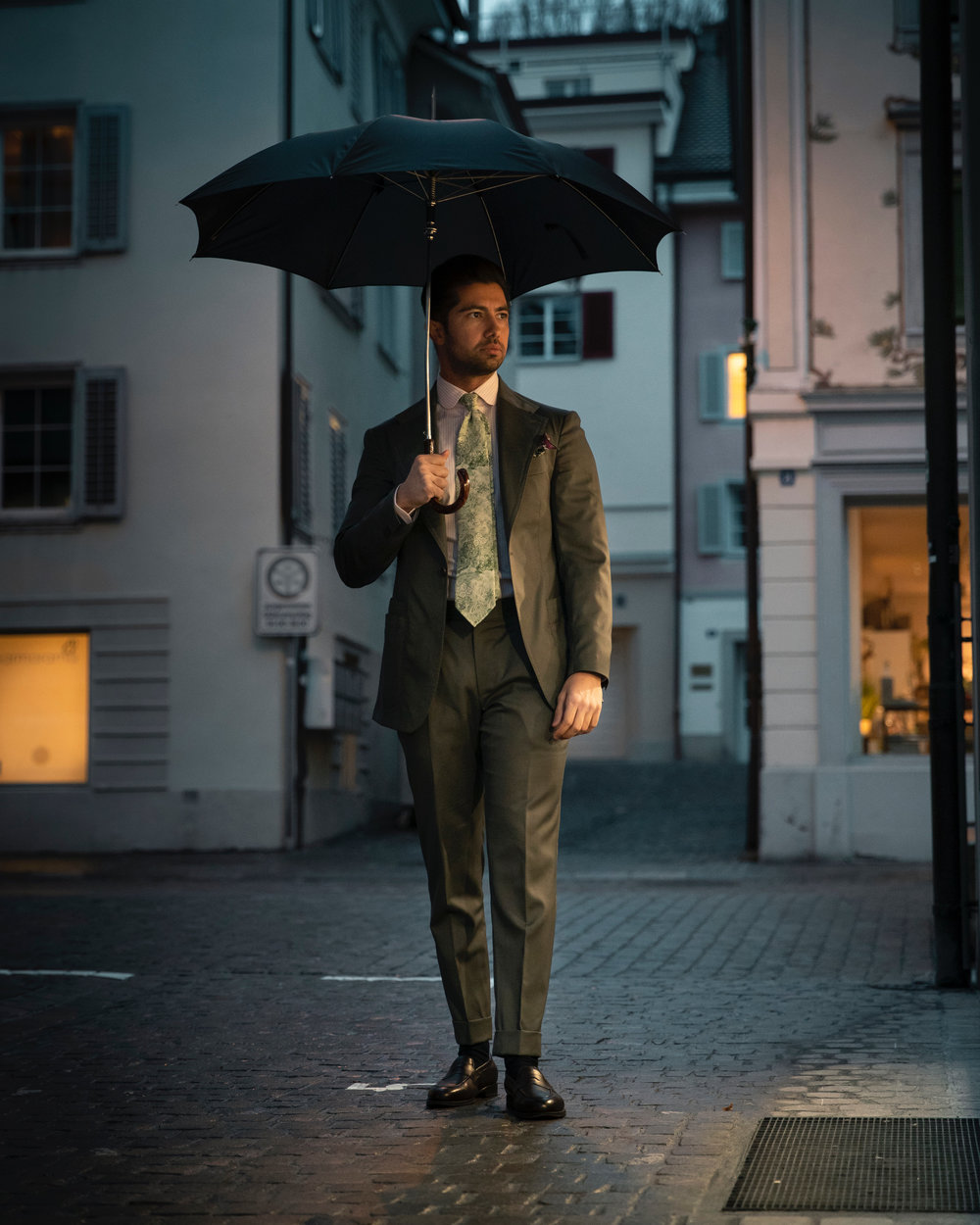 The Amarcord Bespoke. - the supreme art of tailoring