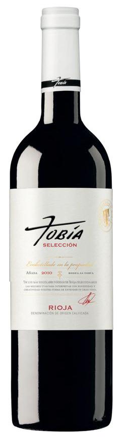 Rioja Crianza, Tobia (Spain) | £27