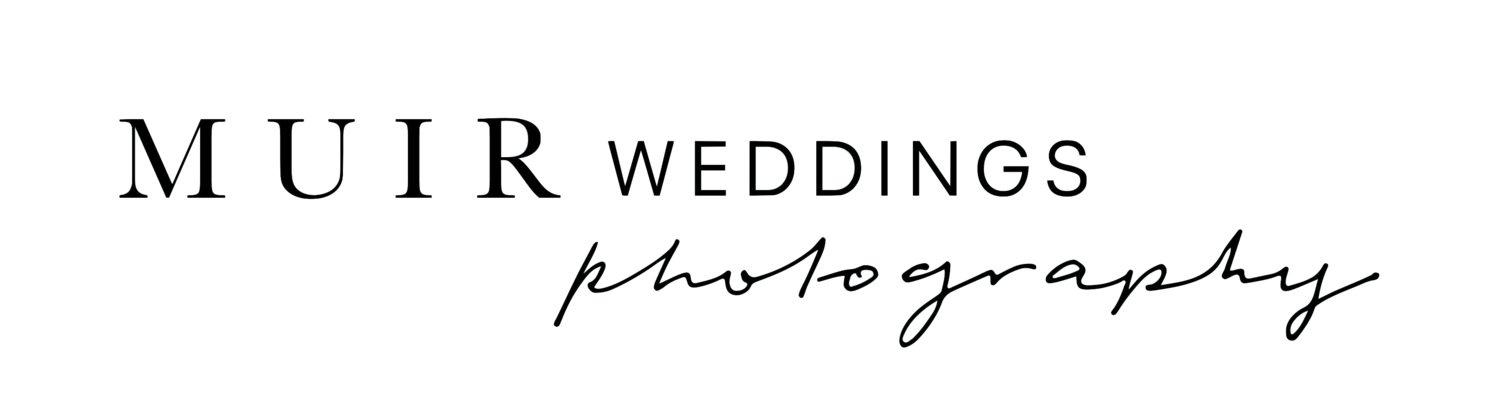 MUIR WEDDINGS | WEDDING PHOTOGRAPHY