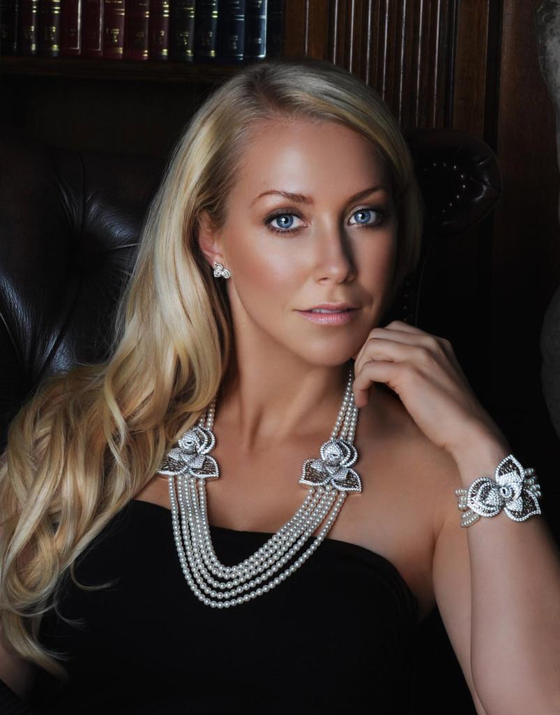 Laura Hamilton for Rai Jewel