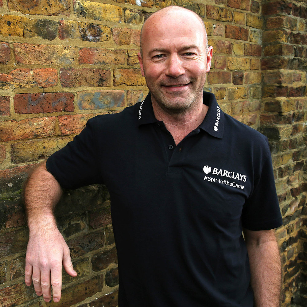 Alan Shearer OBE DL