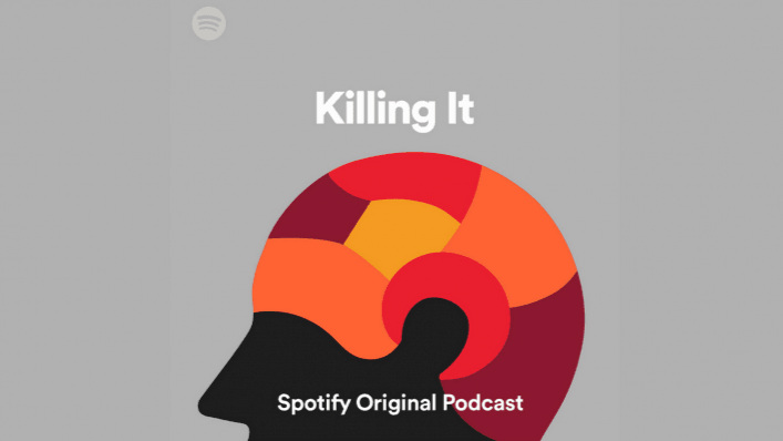 killing it - spotify podcast - Adventures in Start-ups & Mental Health - with Aleks Krotoski, Petra Velzeboer and James Routledge.
