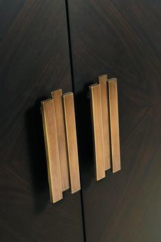 Elmes architectural door handles, just beautiful.
