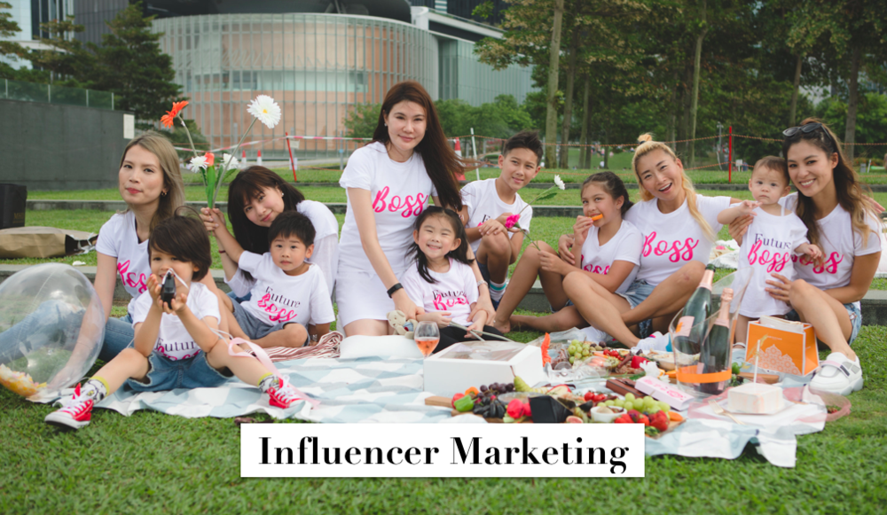 Ease your access to influencers in Greater China. We create unique and memorable moments for influential women to discover your brand. Join us to feature on our next online campaign!