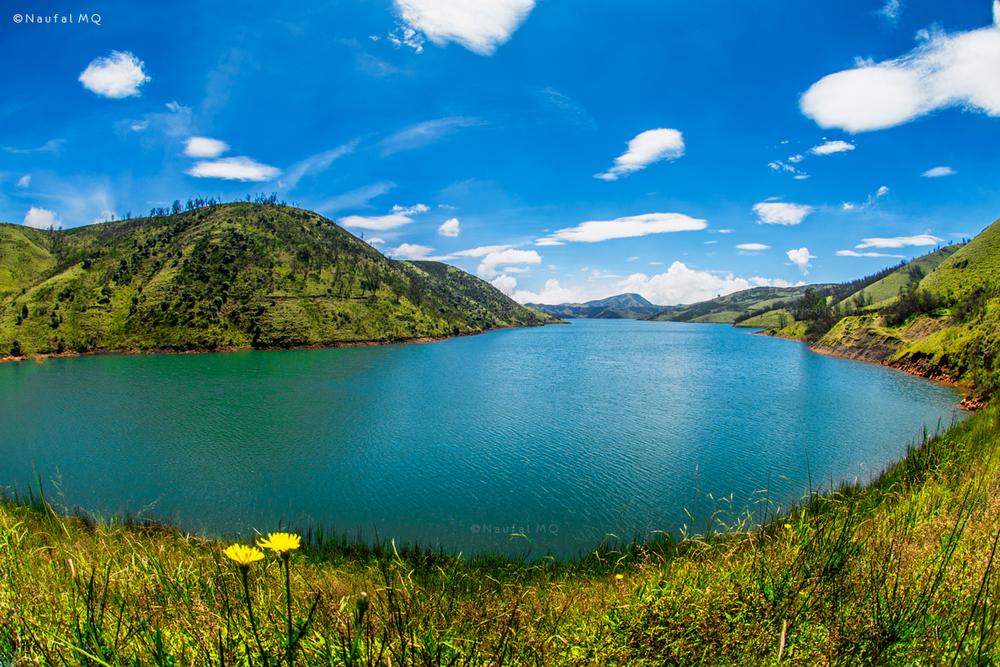 Upper Bhavani reservoir