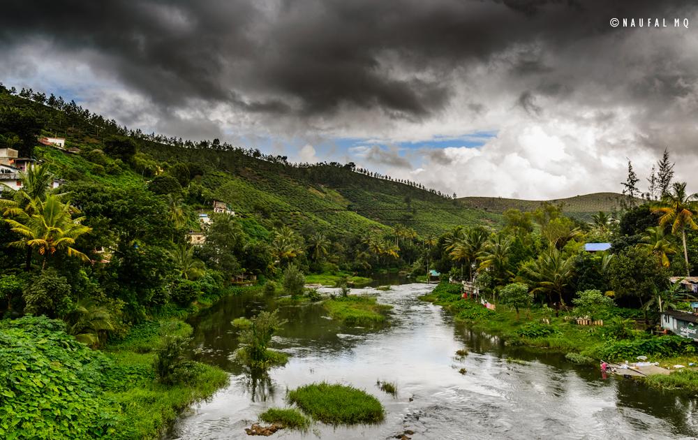 Azhutha river