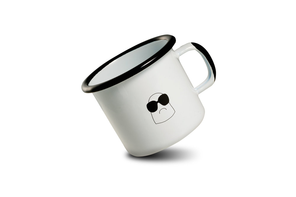 enamel mug secondaire