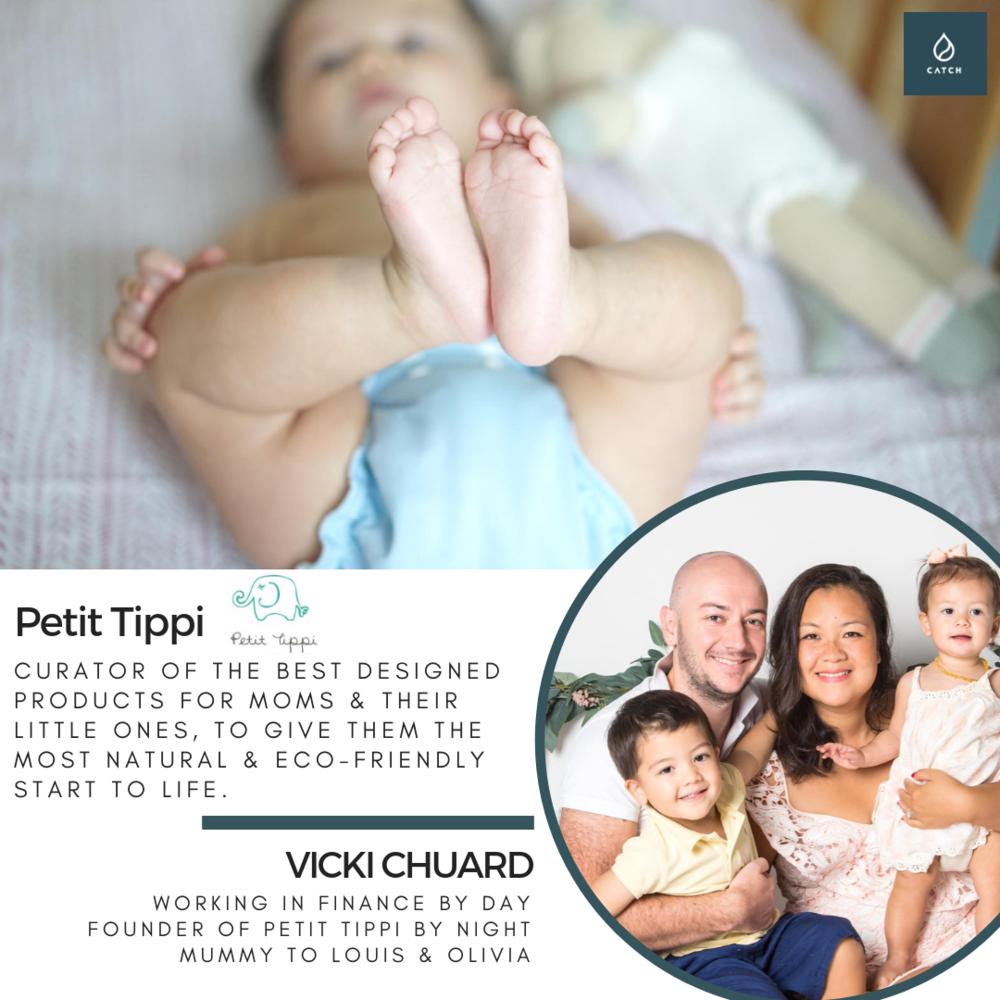 CATCH #sheboss Mumma - Vicki Chuard Petit Tippi Hong Kong
