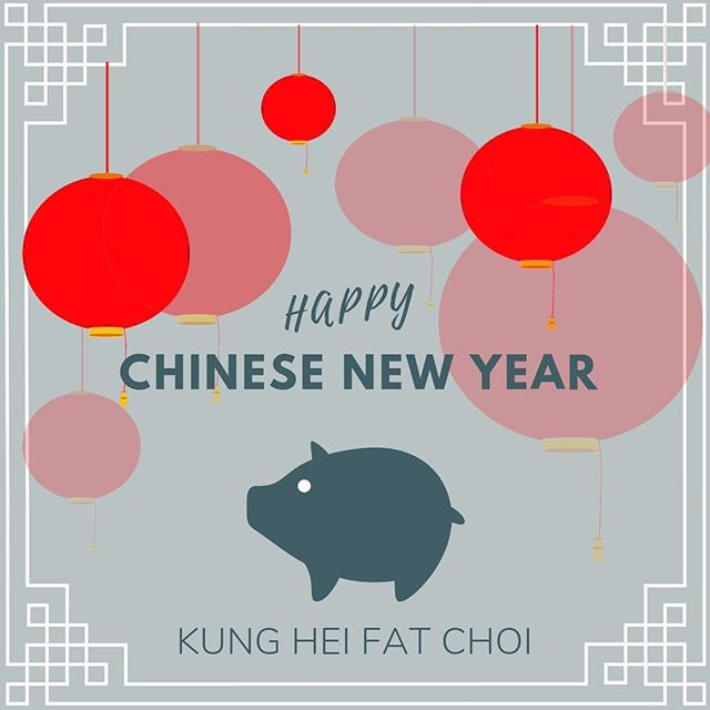 🐷🧧🎊 KUNG HEI FAT CHOI 🎊🧧🐷 ... Enjoy this special holiday with your family and friends! Wishing all our CATCH Families and Community good health, lots & lots happiness and prosperity in the year of the 🐷🐽! ... 🧧🎊🐷❣️🧧🎊🐷❣️ ... #chinesenewyear #kungheifatchoi #family #friends #goodhealth #happiness #prosperity