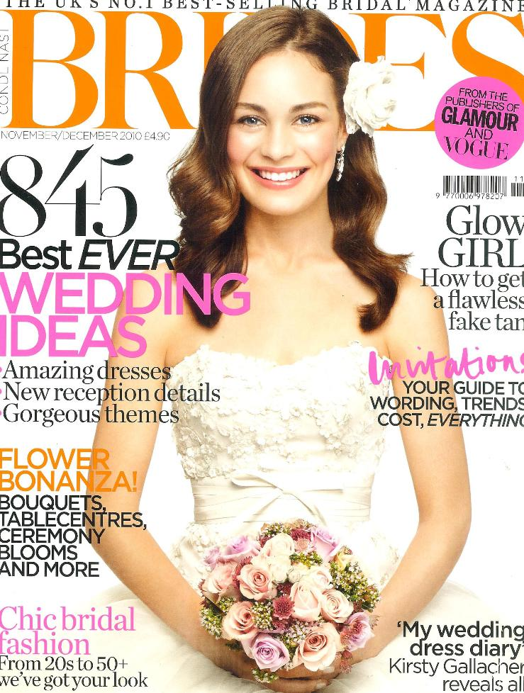 thairapy featured in BRIDES 2010
