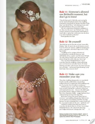 thairapy featured in Clifton Life 2014 for Hermione Harbutt