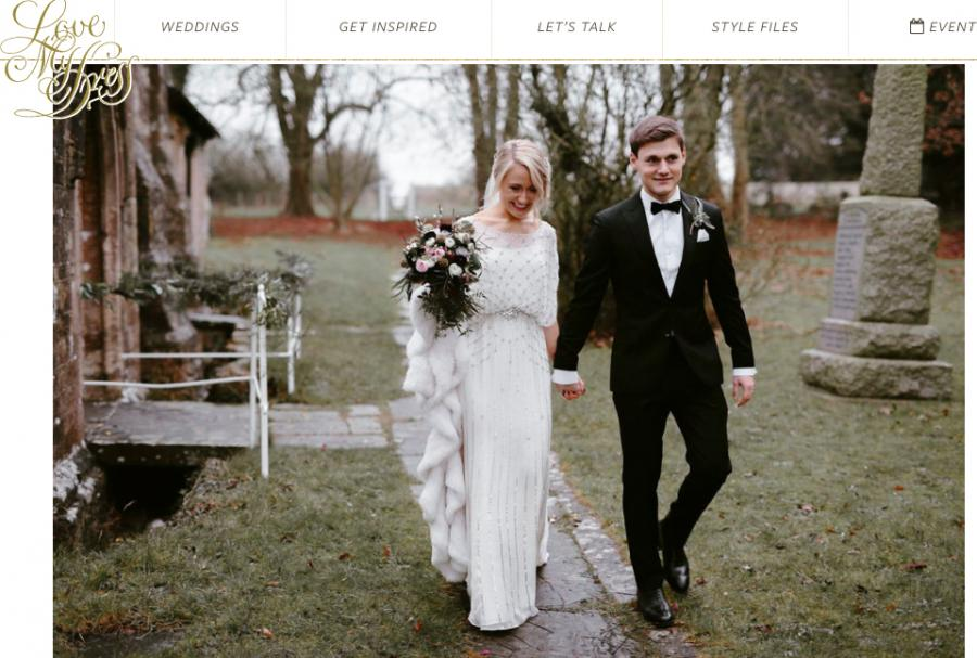 thairapy featured on Love My Dress with Hermione Harbutt 2018