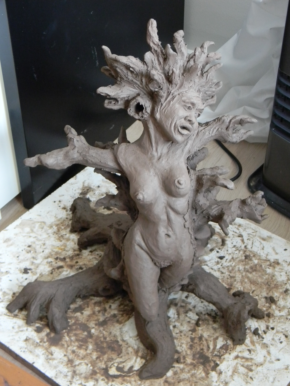 A tortured Dryad