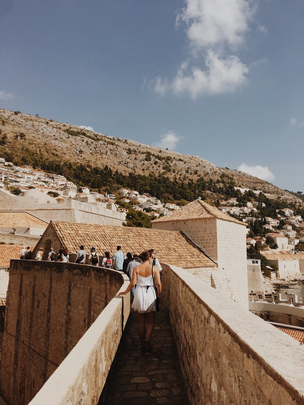 Dubrovnik City Walks Jasmine H Makeup Guide