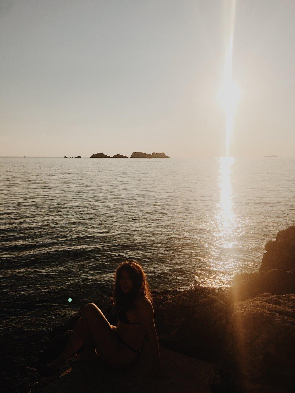 Dubrovnik Beaches - Jasmine Harding Makeup