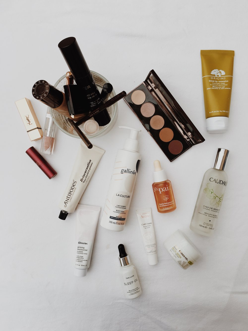 Skincare - Best of the cleansers, oils, serums and masks in 2017...