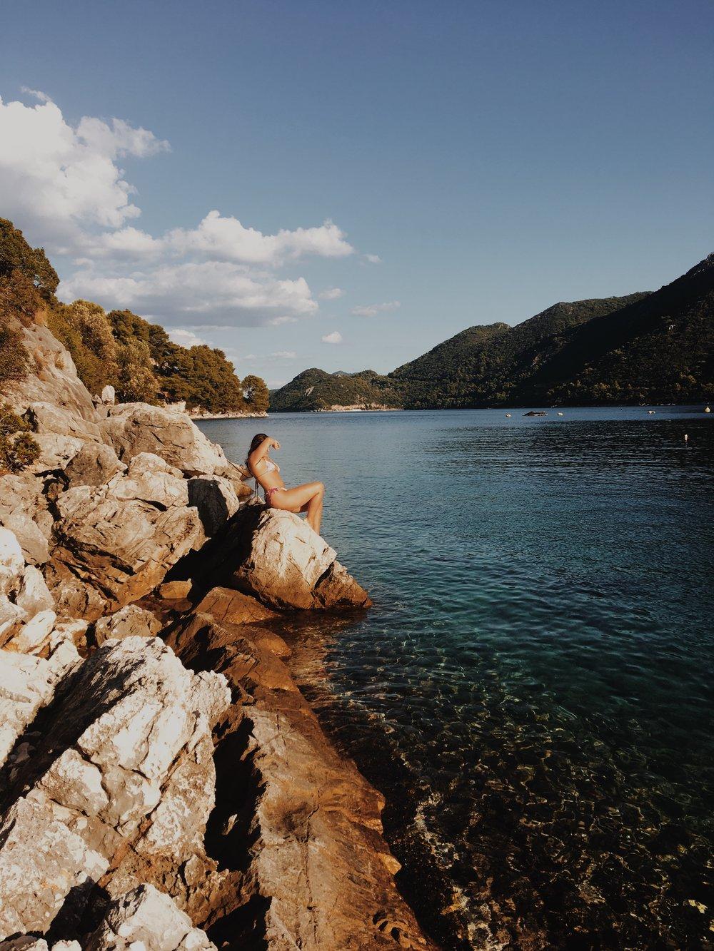 Croatia Island Guide -
