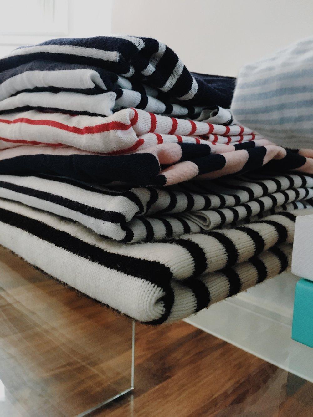 The Striped Wardrobe Edit - jasminehardingmakeup