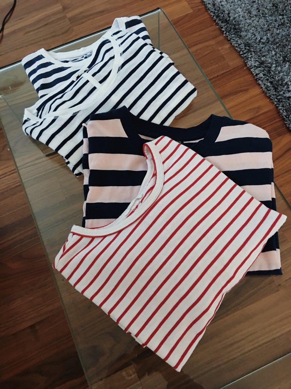 The Striped Wardrobe - jasminehardingmakeup