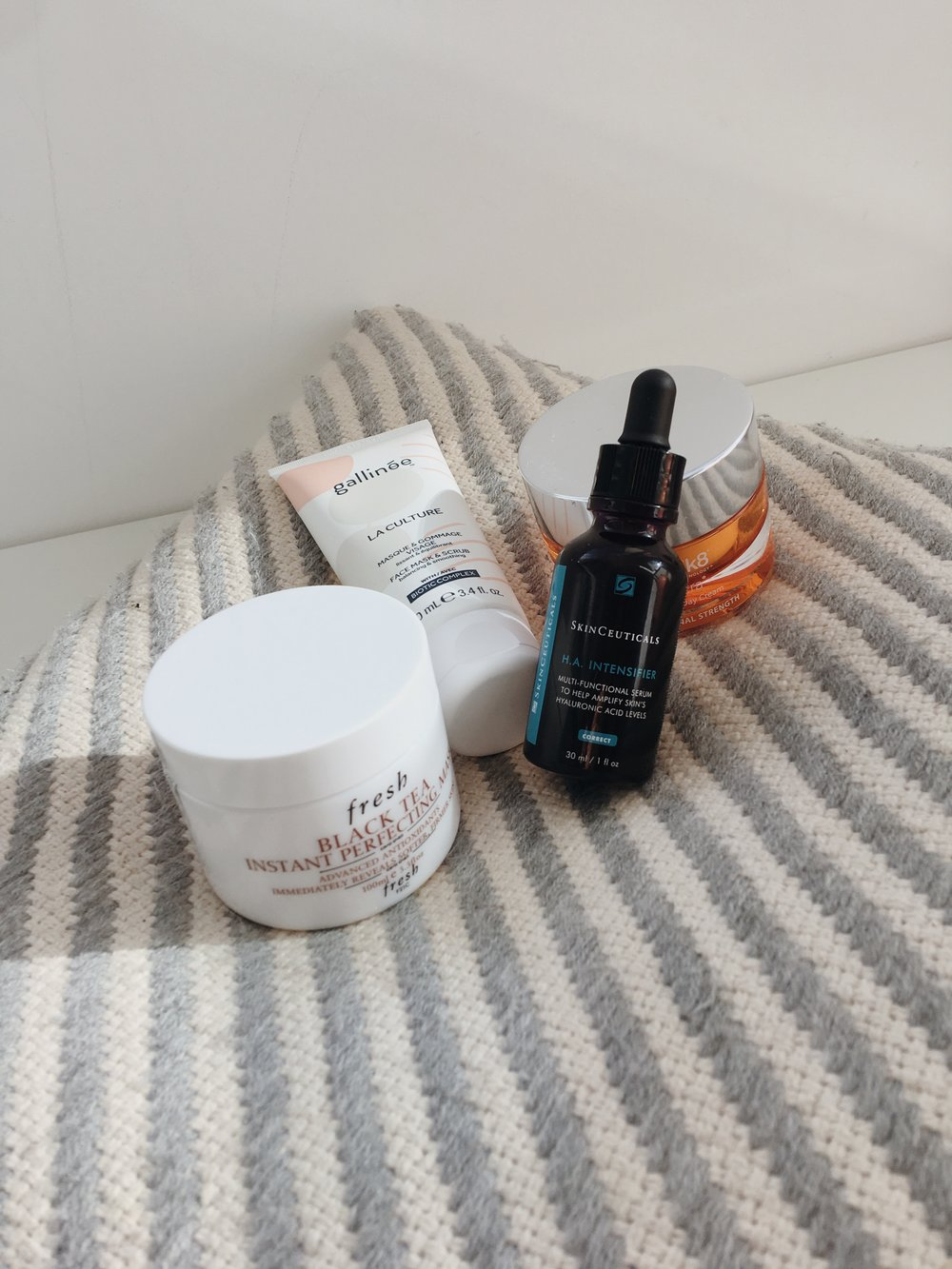 JHM - skincare on trial