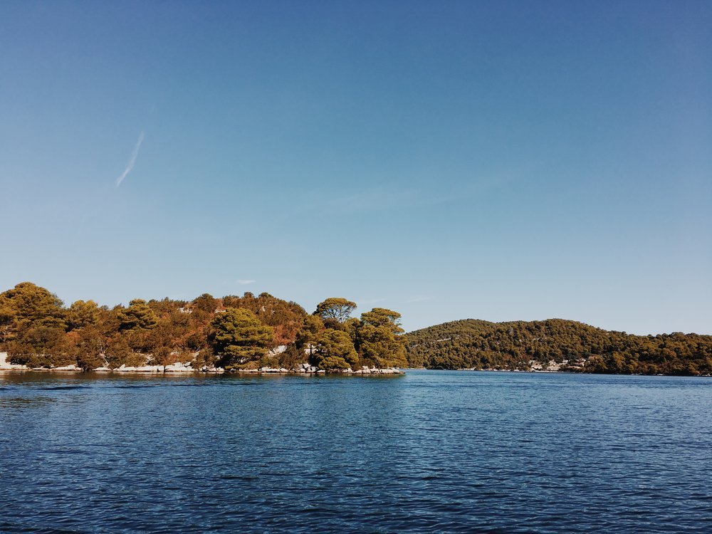 A day at the Mljet National Parks -
