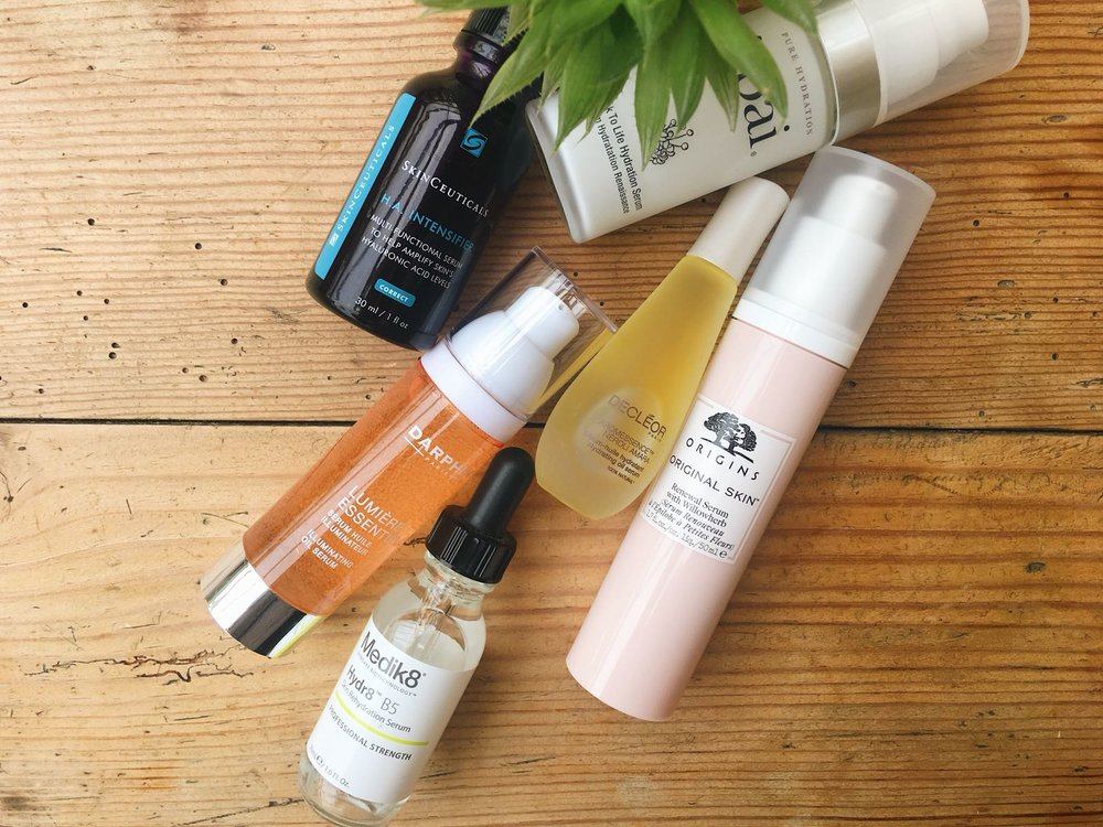JHM - BEST HYDRATING SERUMS