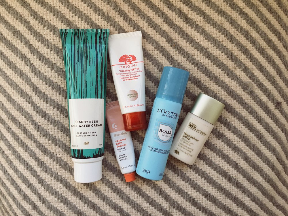 AMOUR OPHELIA - SUMMER BEAUTY ESSENTIALS